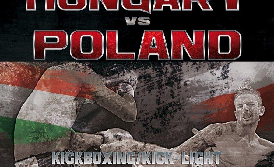Ünnepi kick-box csapattalálkozó Lengyelországban