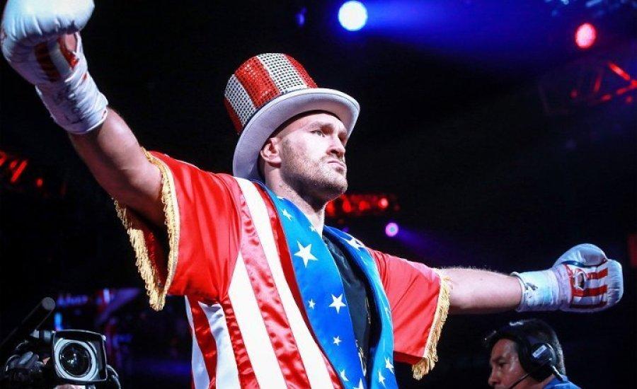 Tyson Fury veretlen svéddel küzdhet