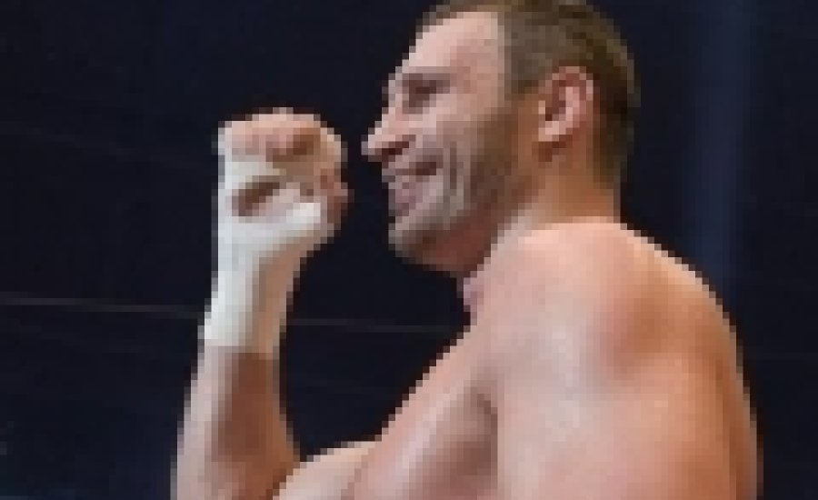 "Vitalij Klicsko ""nullára"" verte Adameket"