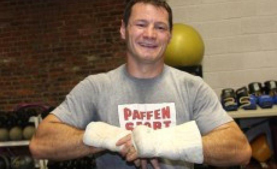 Erdei Zsolt: Bokszedzés a Joe Hand Boxing Gym-ben