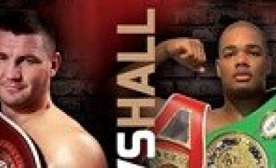 Szellő vs. Hall Jr promo (video)