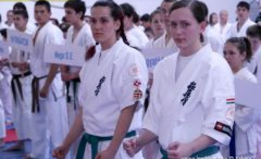 Kyokushin karate diákolimpia döntő: rendkívül jó szervezés, emelkedő színvonal