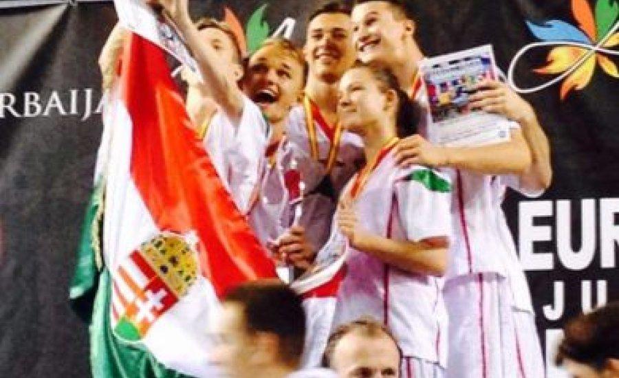 WAKO korosztályos kick-box Európa-bajnokság után