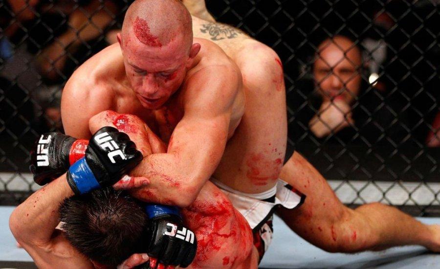 Kreatív akciók az MMA világából