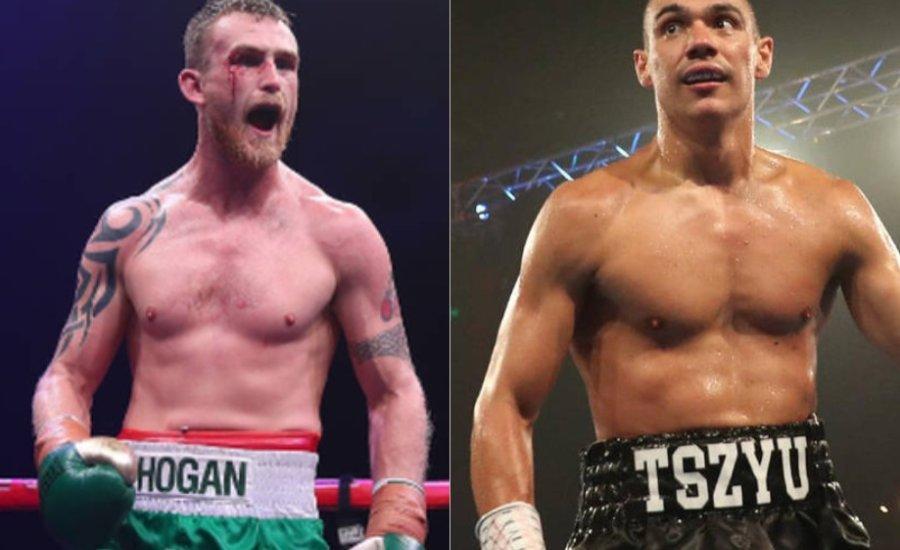 Hogan szerint Tszyu világbajnok lesz, de ettől ő még meg fogja verni