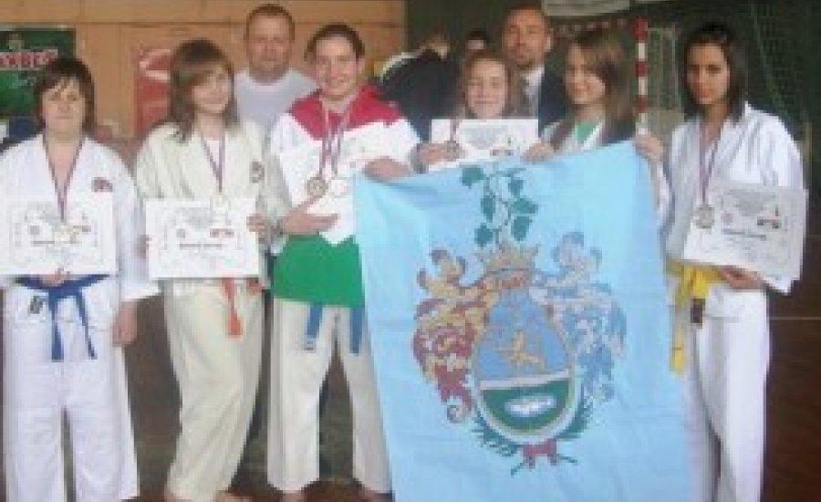 Eredményes vajdasági shotokan karate verseny