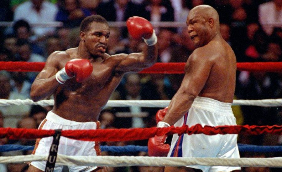 Classic Boxing: Evander Holyfield vs George Foreman