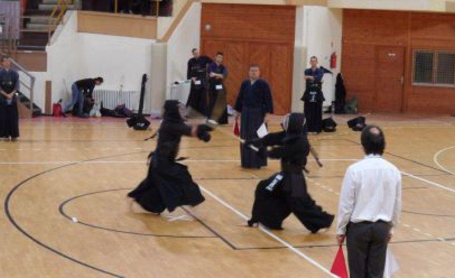 Kendo Országos Bajnokság Békéscsabán