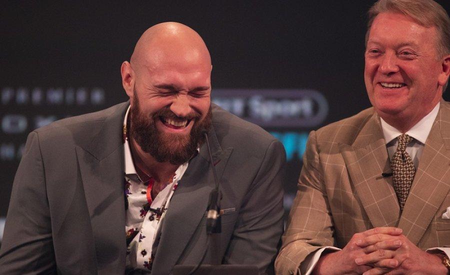 Tyson Fury promótere nem rajong a pankrációért