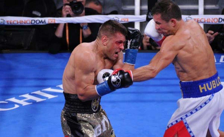 Gennady Golovkin ismét világbajnok