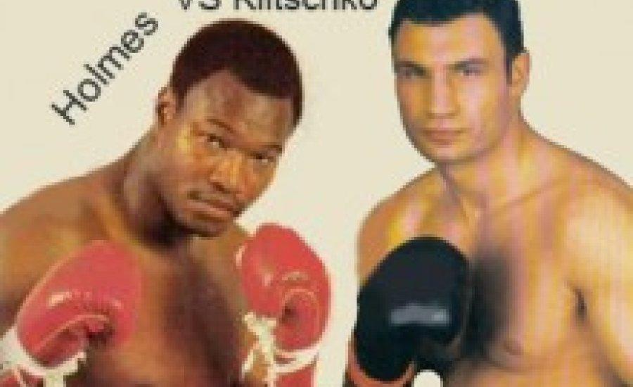 Legendák csatája: Vitalij Klicsko - Larry Holmes