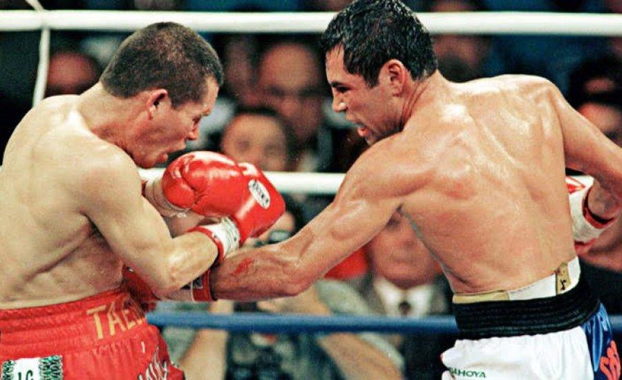 Classic Boxing: Oscar De La Hoya vs Julio Cesar Chavez I.