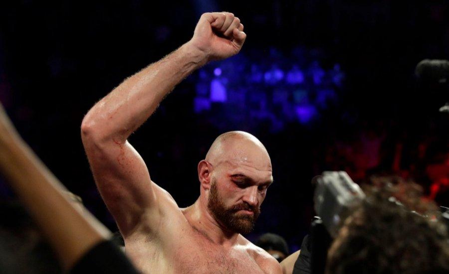 Tyson Fury promótere szerint idén már nem lesz Wilder-meccs