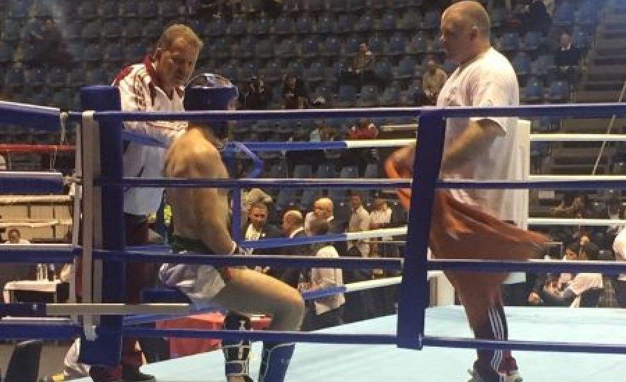 Kick-box vb, Belgrád: Egy érmünk már van