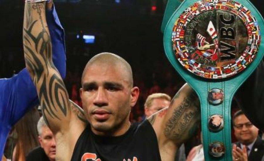 A WBC megfosztotta vb-címétől Miguel Cottót