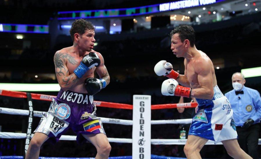 Rene Alvarado vs. Roger Gutierrez összefoglaló