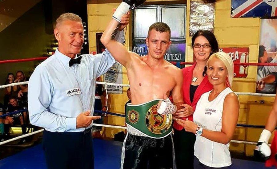 Tóth László megszerezte a váltósúlyú magyar-bajnoki címet