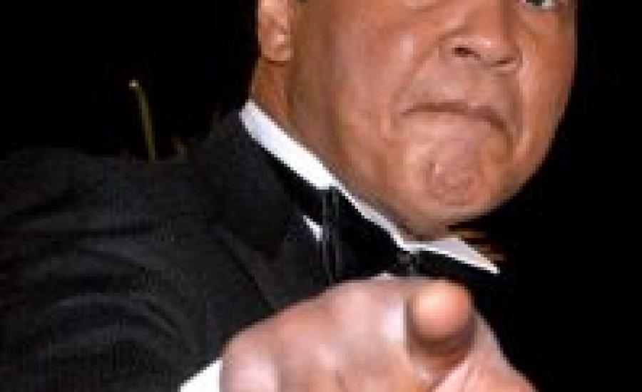 Muhammad Ali kórházba került