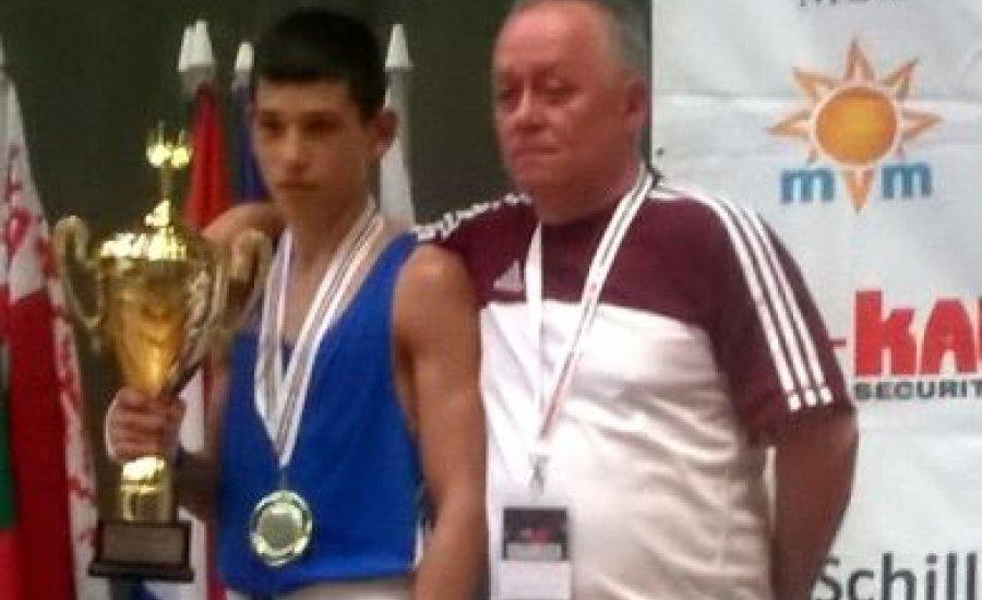 Barbosu és Baranyai Európa-bajnok