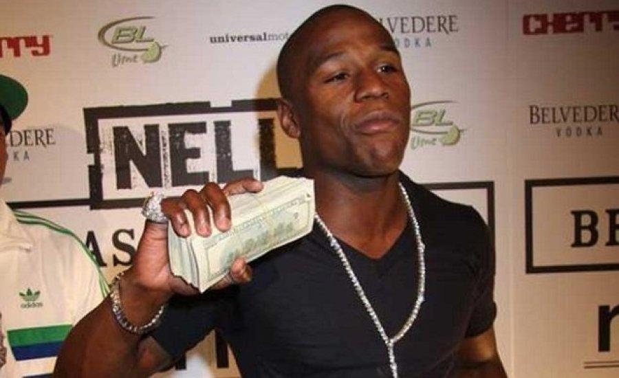 Mayweather nem tervezi a visszatérését, de van az a pénz...