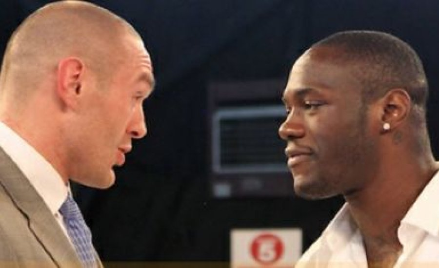Tyson Fury: Wilder soha nem állna ki ellenem