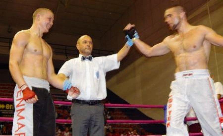 Kick-box Európa-bajnokság: Laszák Zoltán érmes helyen