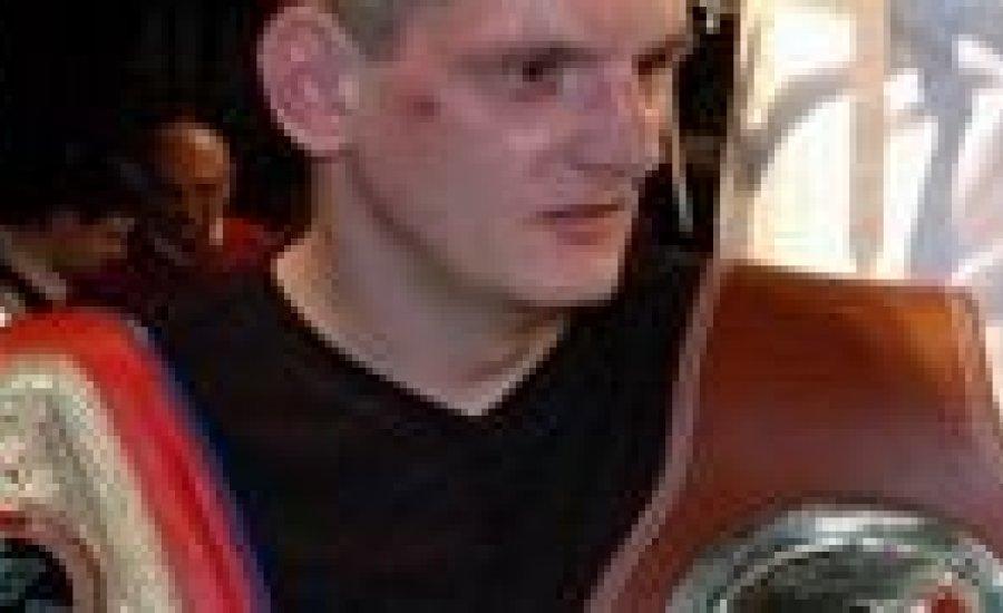 Petrányi Zoltán felkészülése Palkó Attila ellen
