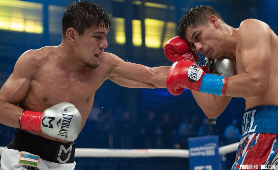 Daniel Roman vs. Murodjon Akhmadaliev
