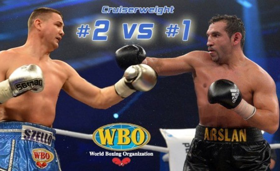Tárgyalások kezdődtek a Szellő-Arslan WBO eliminátor küzdelemről
