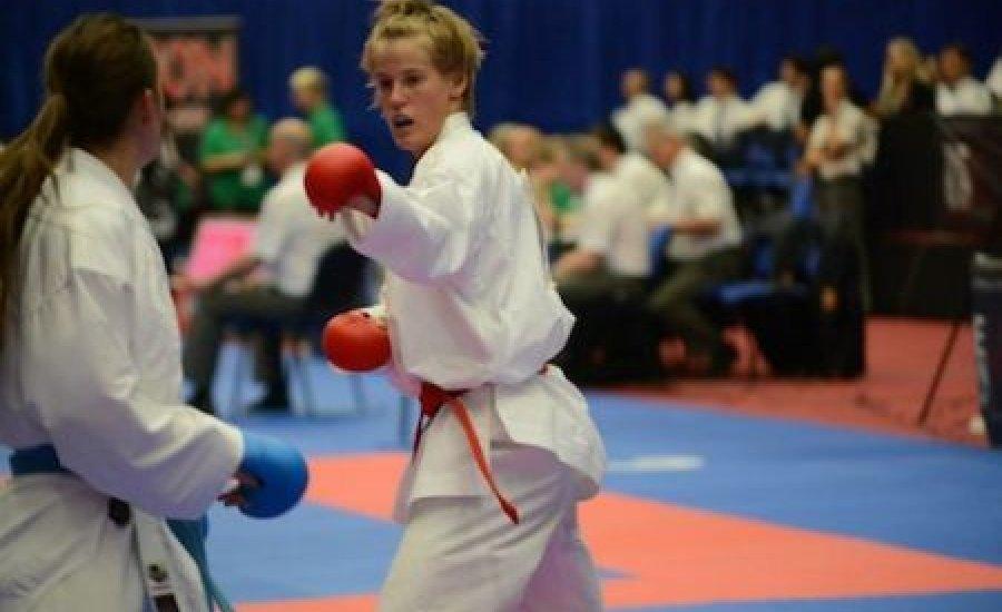 Karate: Bartha Nikola éremért küzdhet a vb-n