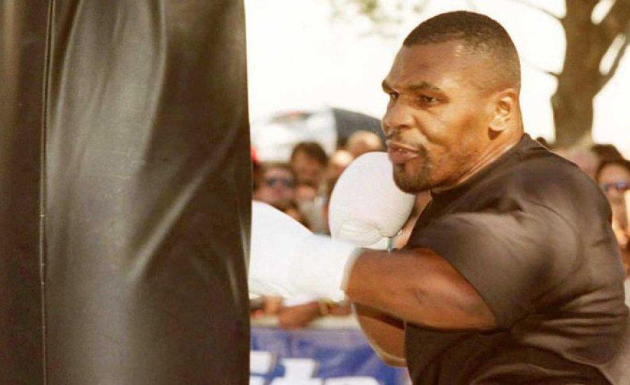Mike Tyson sparringok – legjobb pillanatok!