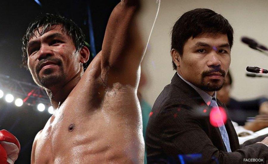 Már csak két meccse van Manny Pacquiao-nak