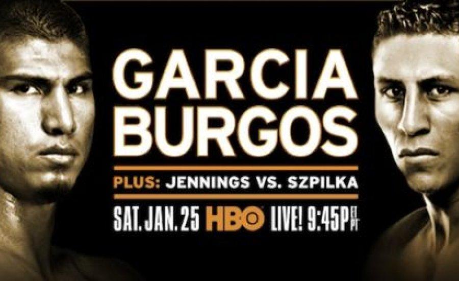 Garcia és Burgos készen áll