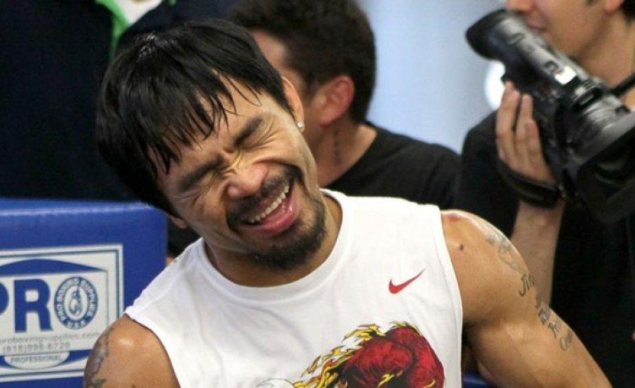 Mindenki Manny Pacquiao ellen bokszolna