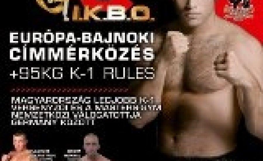 Bemelegítettek a Master's Fight Night MMA harcosai