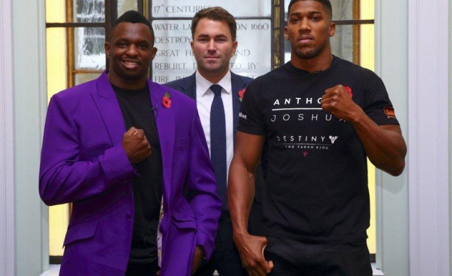 Anthony Joshua: Whyte 2019-ben bokszolhatott volna ellenem