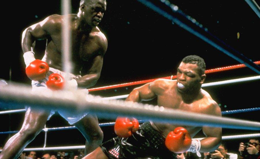 30 éves a boxtörténelem legnagyobb meglepetése - videó