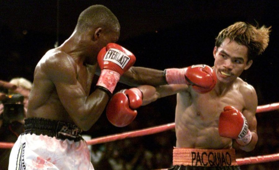 Classic Boxing: Manny Pacquiao vs Lehlo Ledwaba