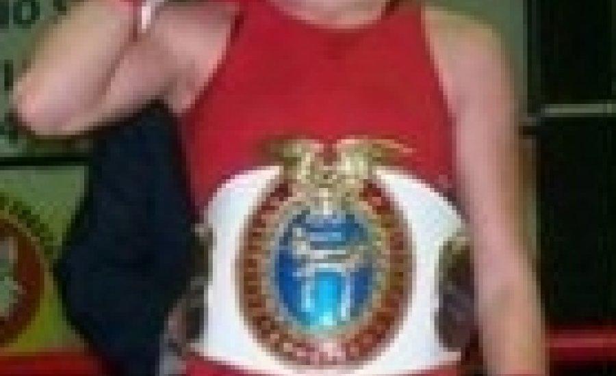 Wágner Vivien profi kick-boksz Európa-bajnok lett