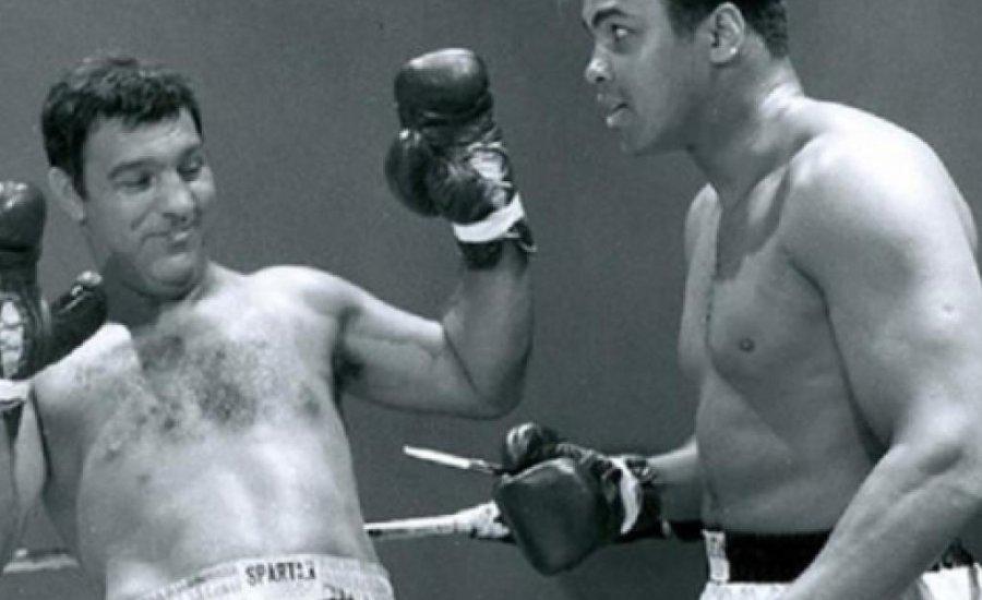 """A """"Szupermeccs"""": Rocky Marciano vs Muhammad Ali"""