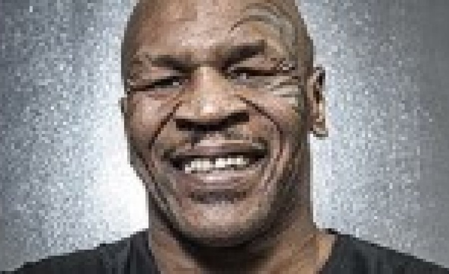 Mike Tyson 50