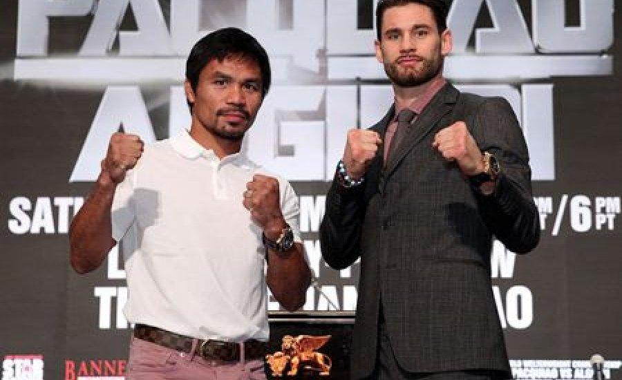 Pacquiao és Algieri izgalmas küzdelmet vár