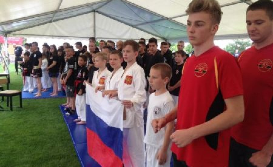 Külföldi siker a csomádi kempo bajnokin