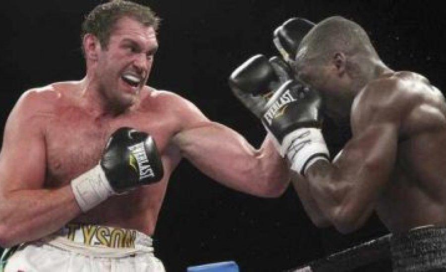 Tyson Fury padlóról nyert Cunningham ellen