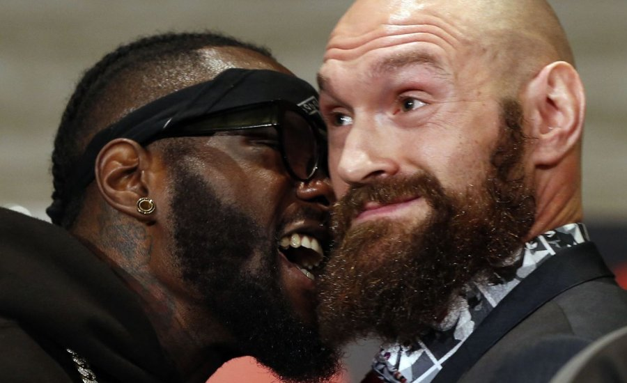 Deontay Wilder követeli a Tyson Fury elleni harmadik csatáját