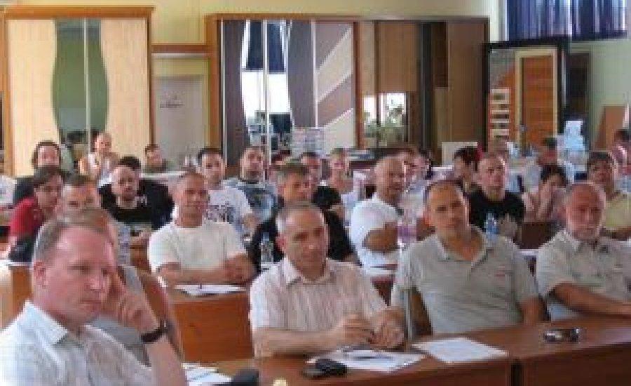 Magyar Kick-box Szövetség: Edző és bíró továbbképző szeminárium