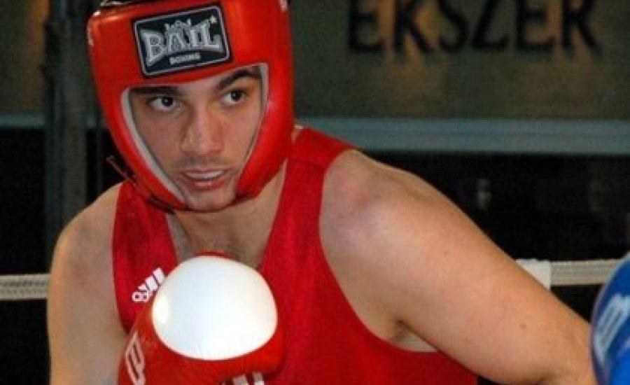 Ökölvívó Eb - Harcsa Zoltán sérülés miatt vesztett
