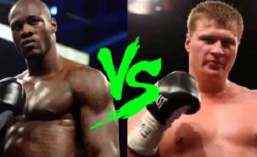 WBC: kötelező a Wilder-Povetkin