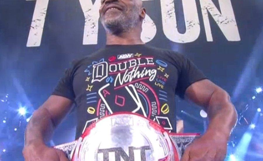 Mike Tyson szombaton már ringbe is lépett