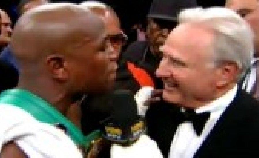 Merchant szerint Floyd egy primadonna